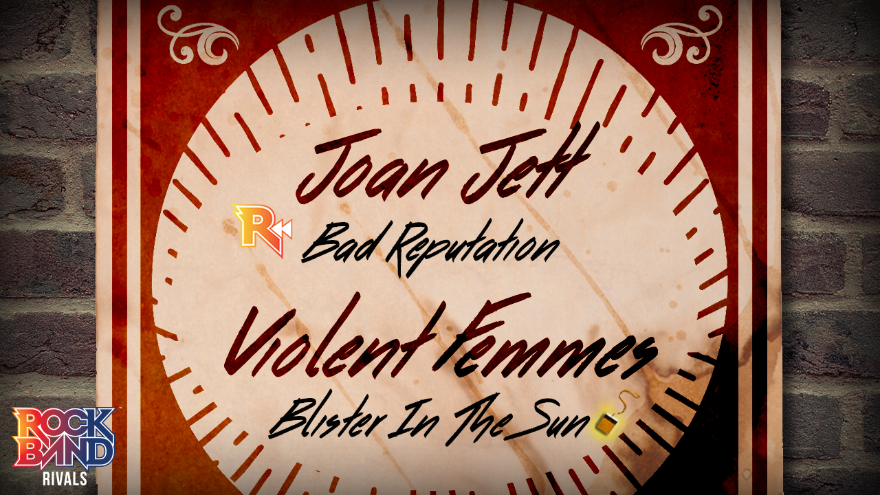 DLC Week of 11/09: Joan Jett and Violent Femmes!