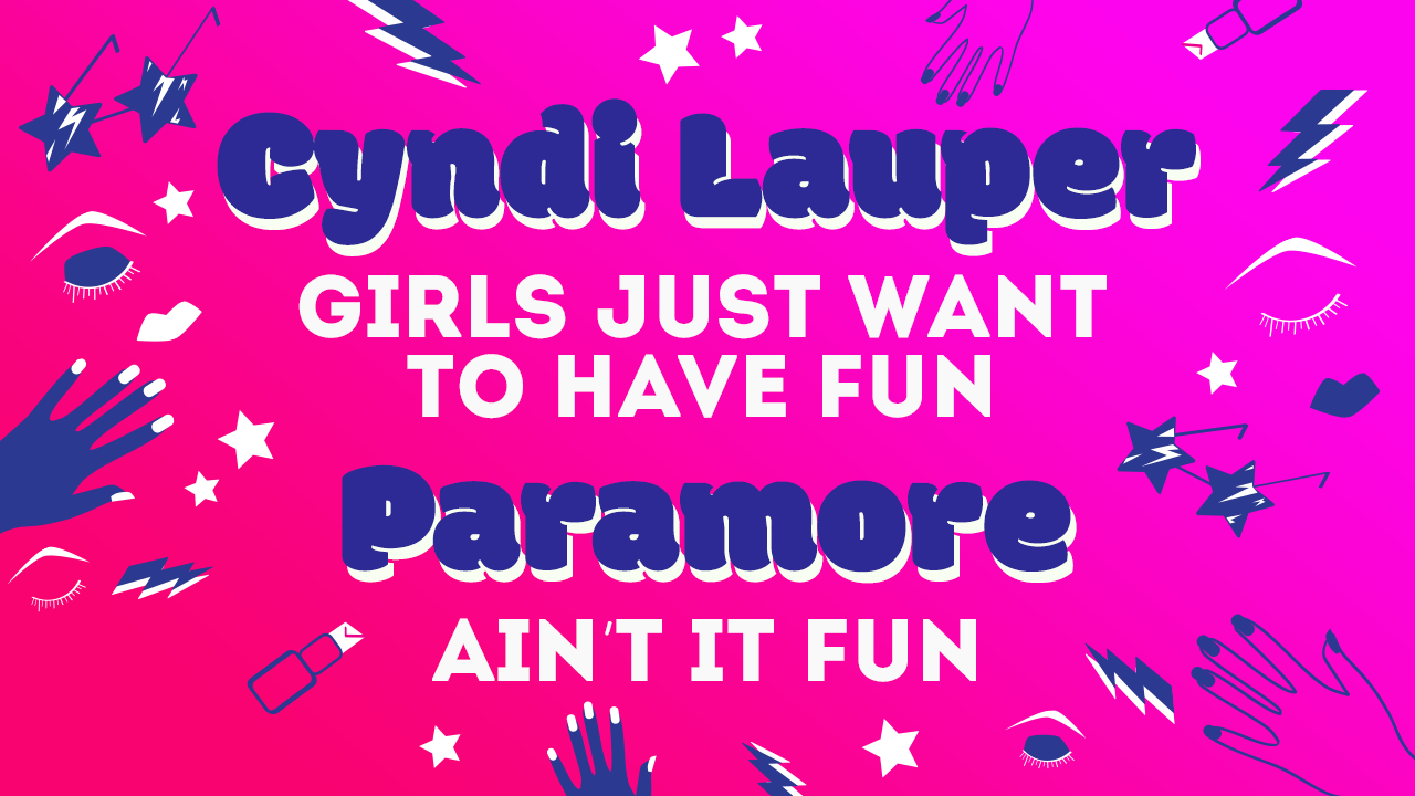 Rock Band DLC Week of 6/22: Cyndi Lauper and Paramore!