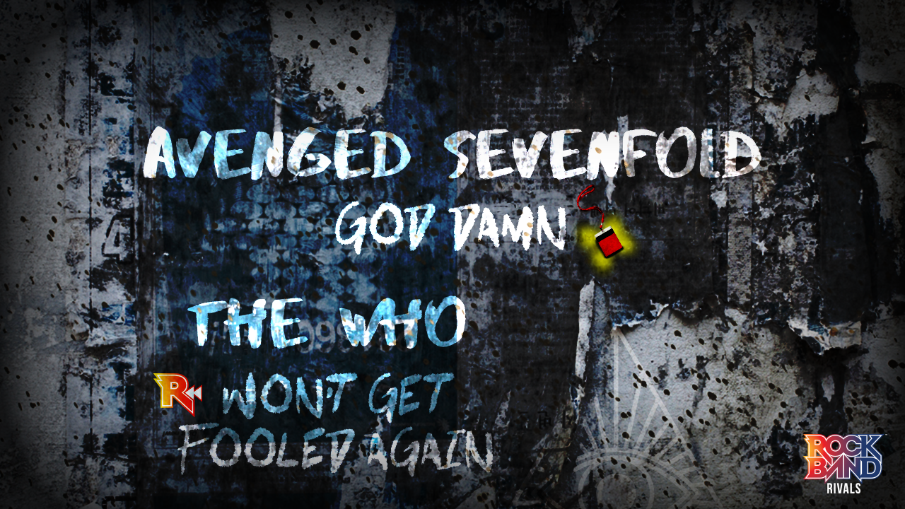 DLC Week of 9/14: Avenged Sevenfold and The Who!