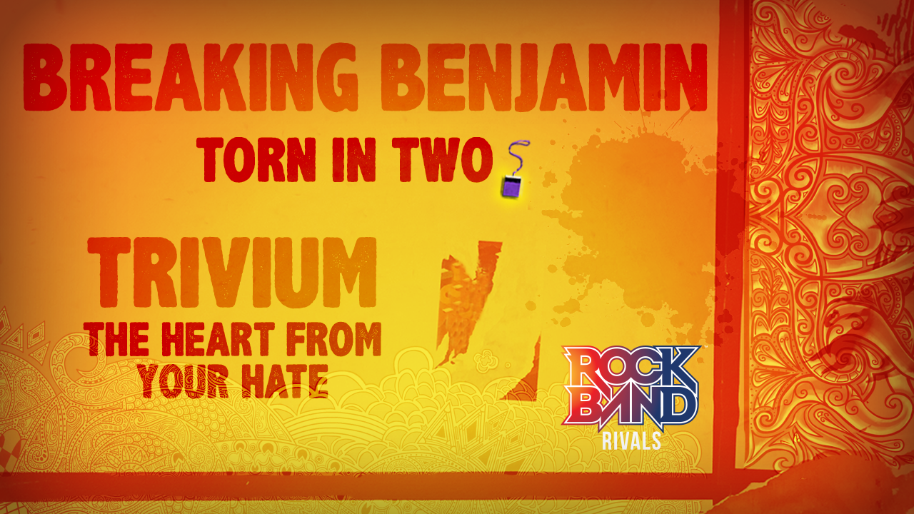 DLC Week of 4/12: Breaking Benjamin and Trivium!