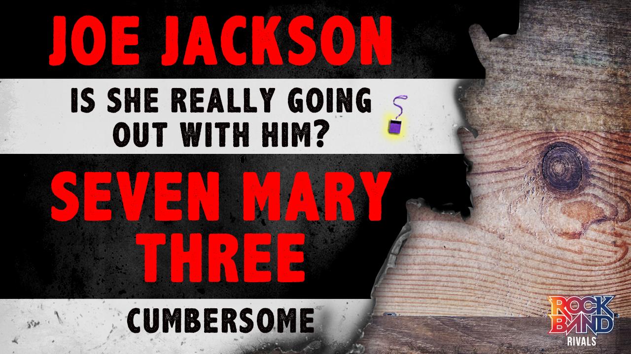 DLC Week of 3/22: Joe Jackson and Seven Mary Three!