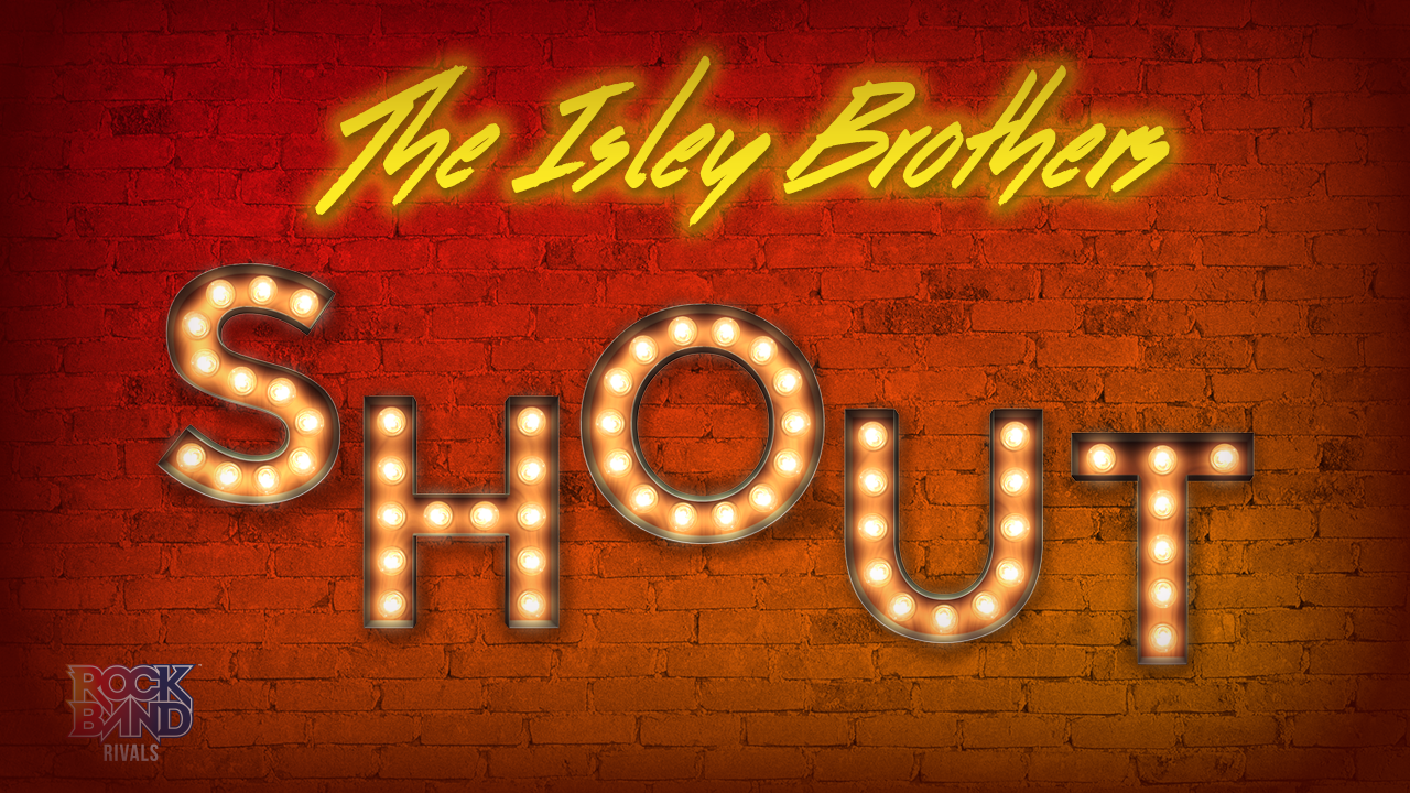 Rock Band DLC Week of 5/18: The Isley Brothers!
