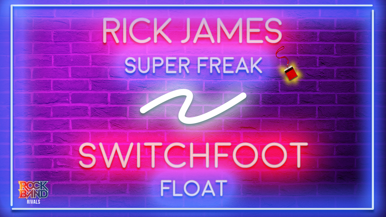 DLC Week of 9/21: Rick James and Switchfoot!