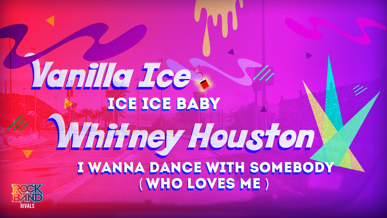 DLC Week of 9/07: Vanilla Ice and Whitney Houston!