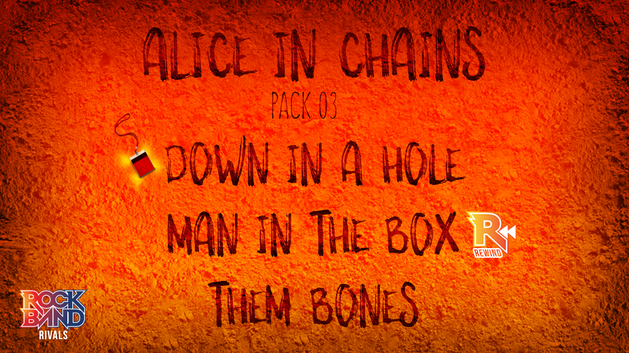 DLC Week of 10/12: Alice in Chains Pack 03!