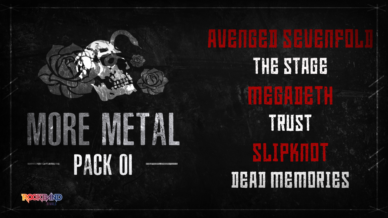 More Metal Pack 01