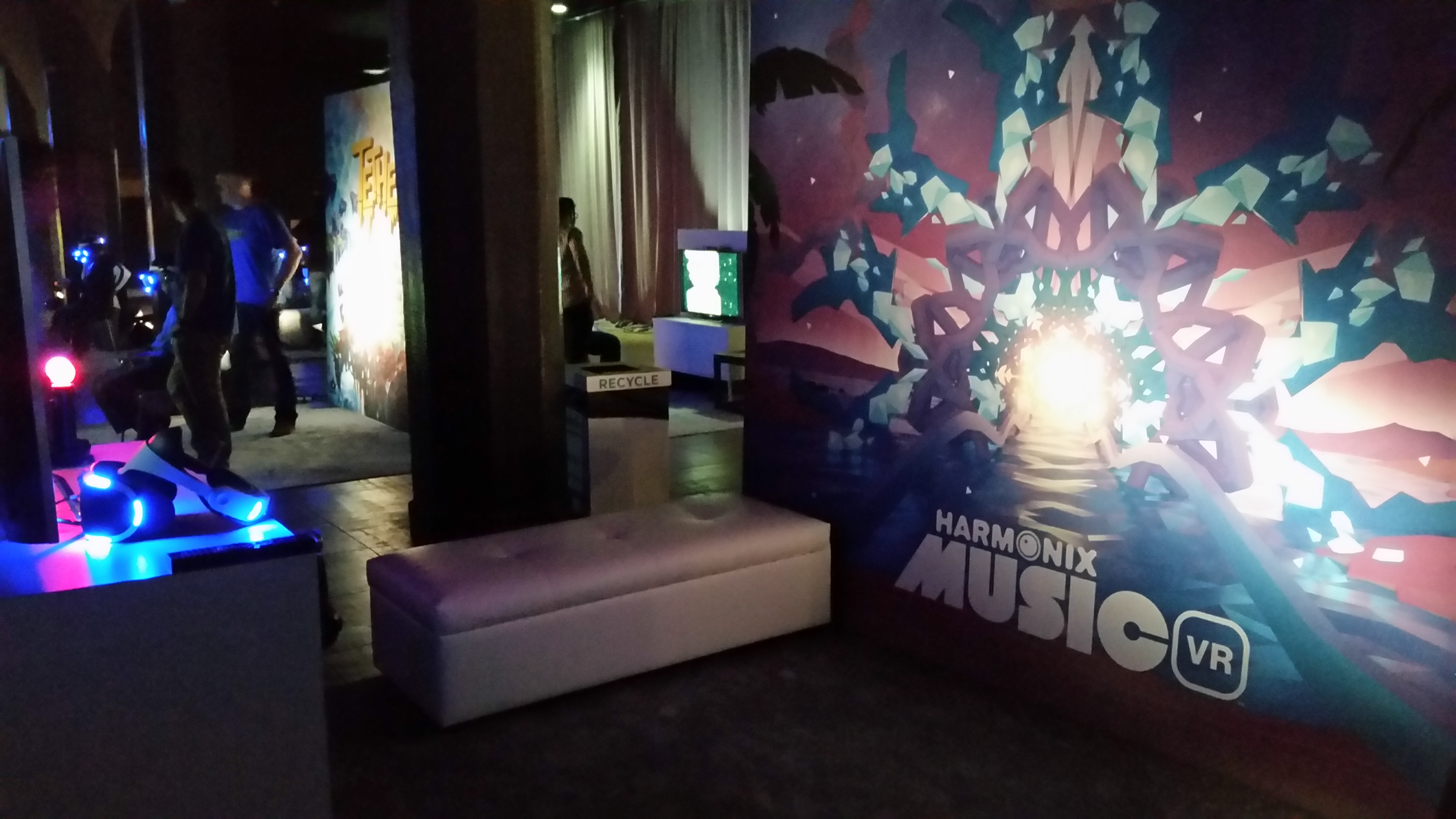 MVR at E3