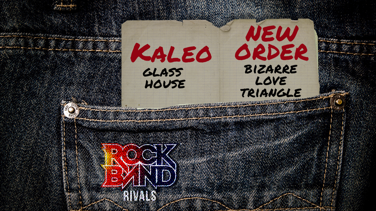 Rock Band DLC Week of 4/11: Kaleo and New Order!