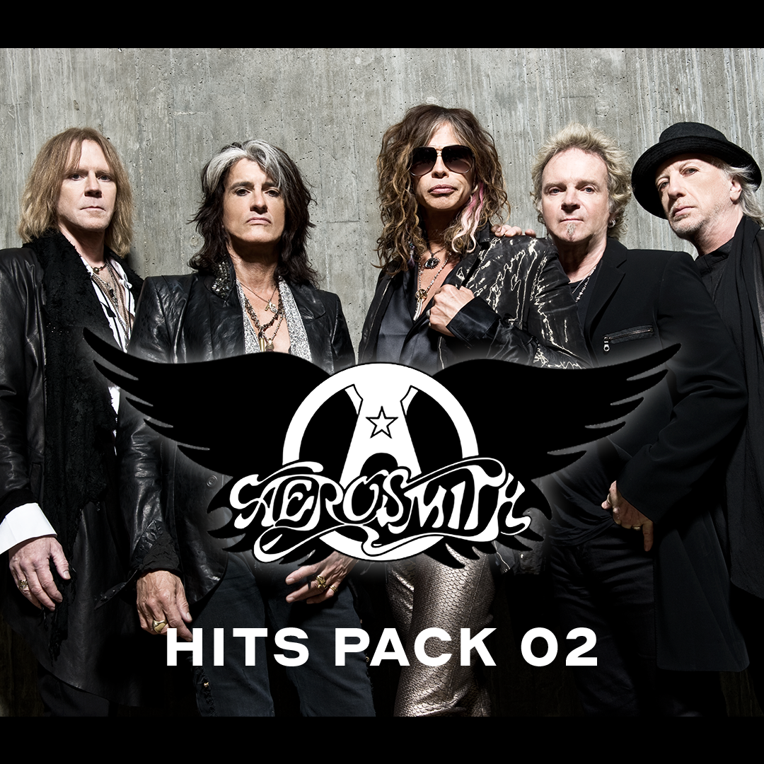 Aerosmith Hits Pack 02