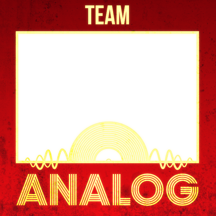 Team Analog Avatar Template