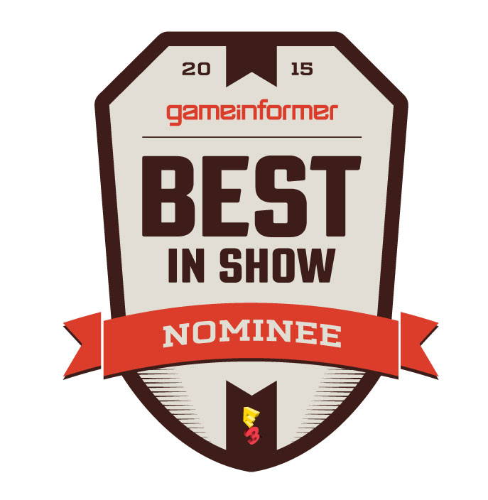 Game Informer E3 Nomination