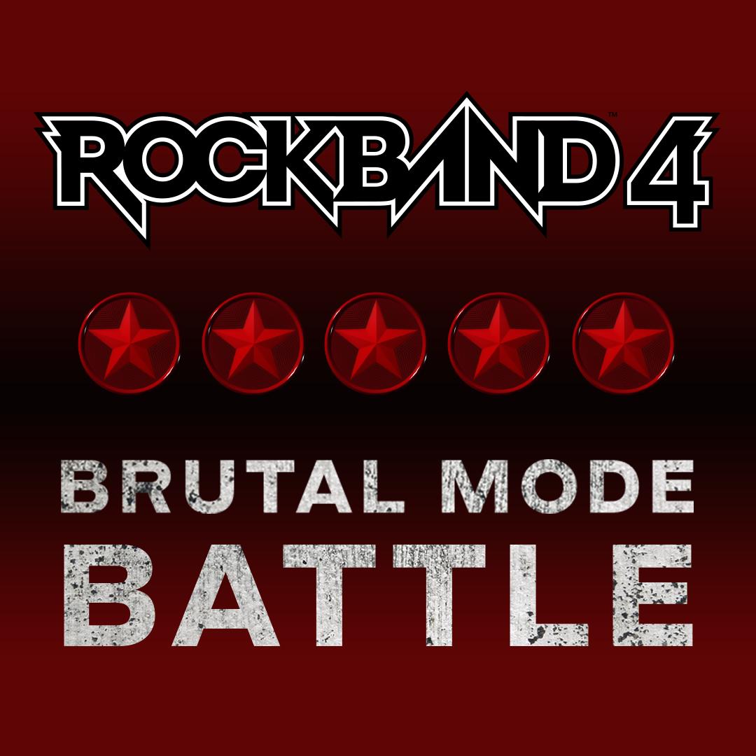 Brutal Mode Battle Logo