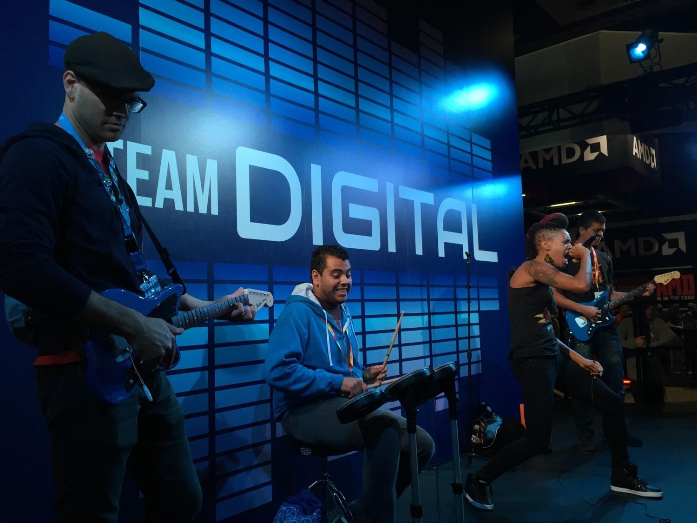 Digital Rocker