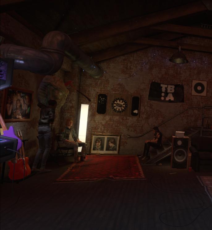 RBVR Main Room