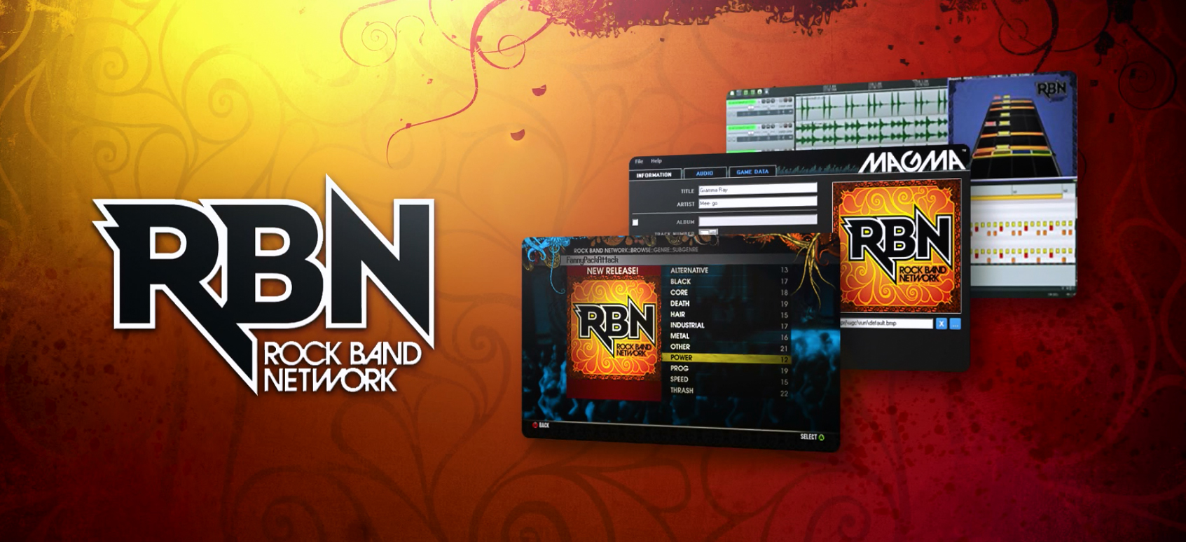 The Rock Band Network