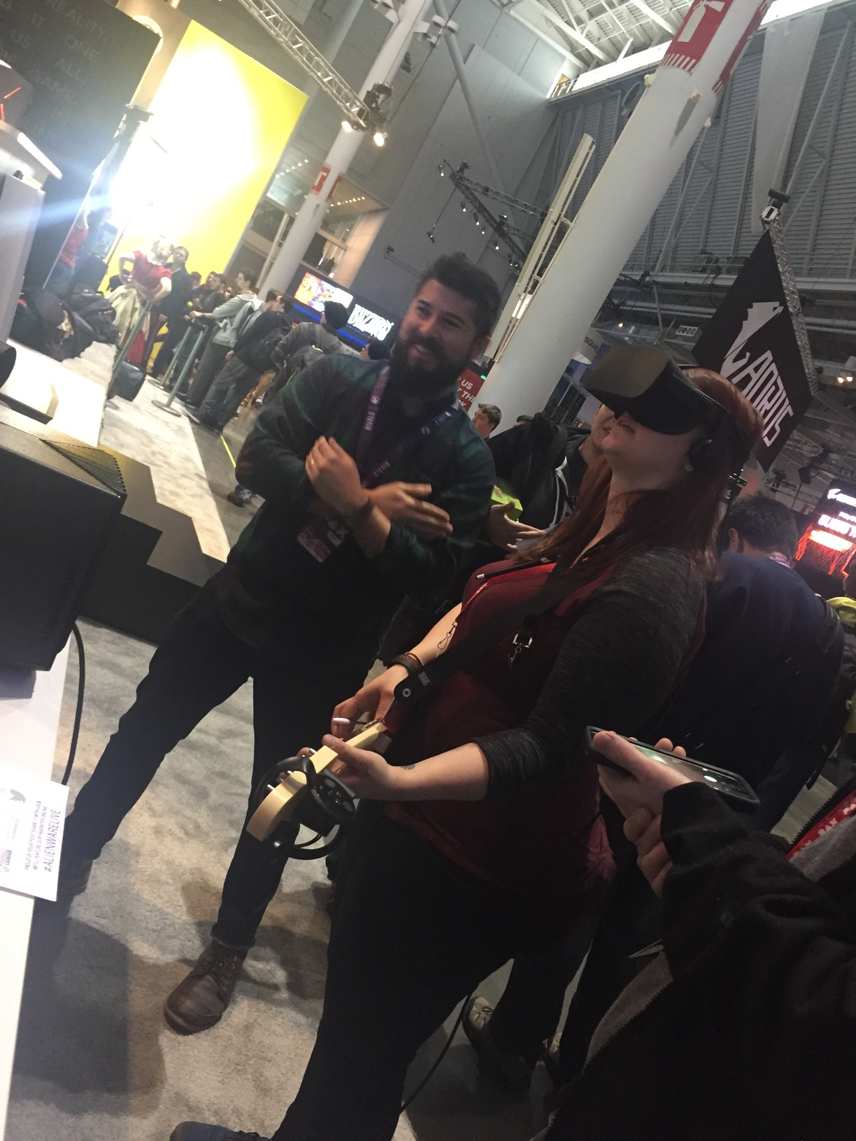 Rock Band VR Demo