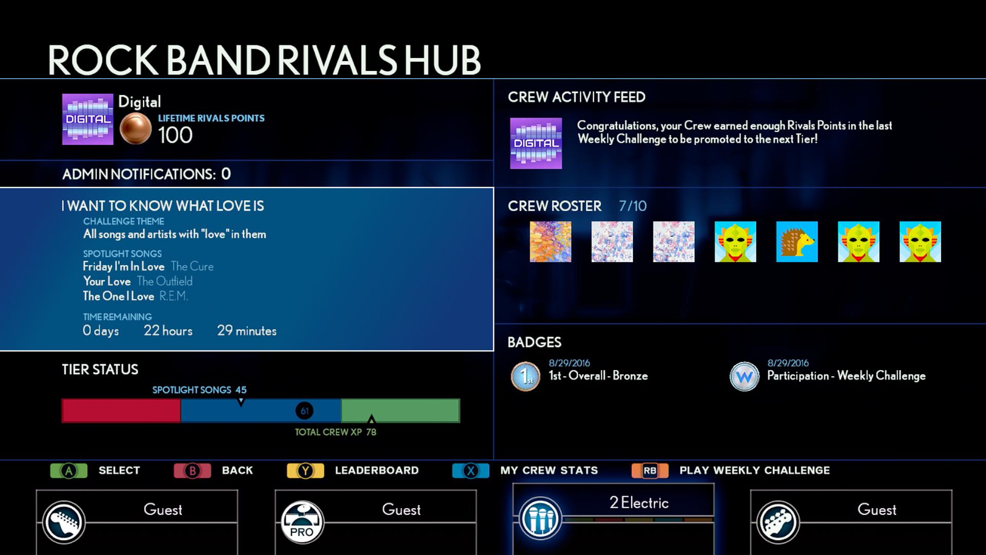 Rivals Hub