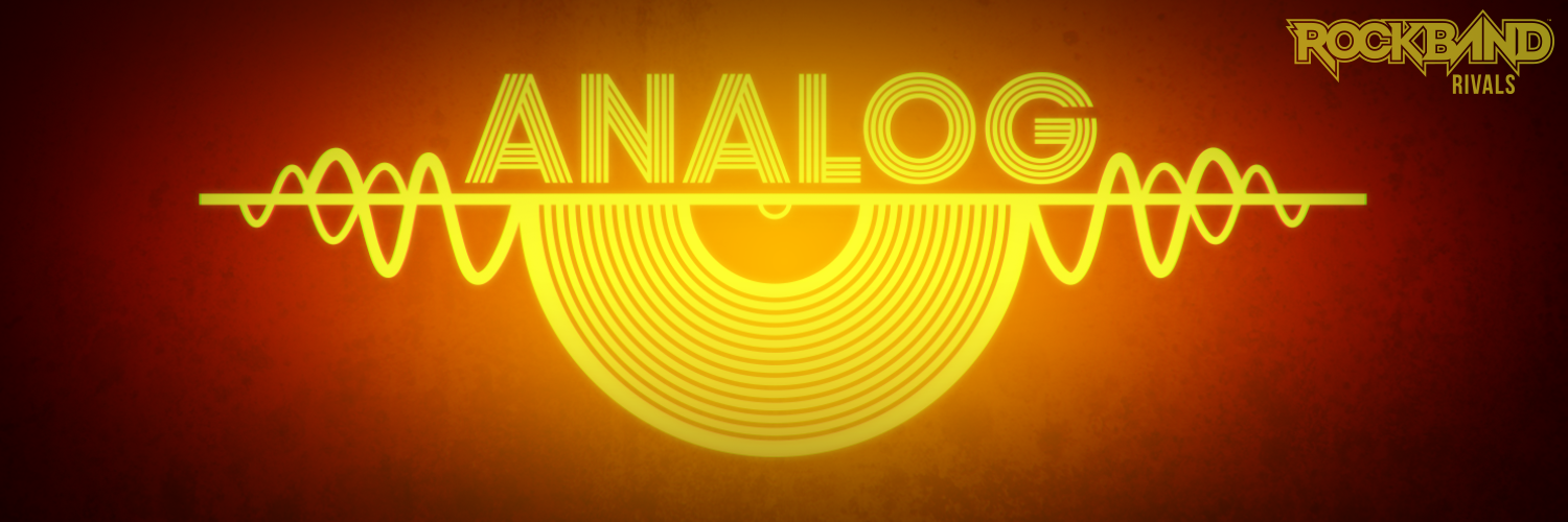 Team Analog Header