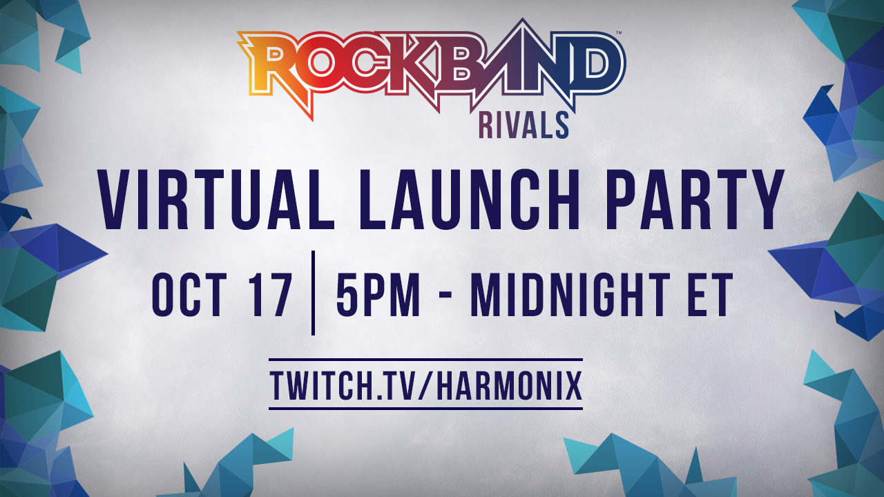 Rivals Twitch Launch Party