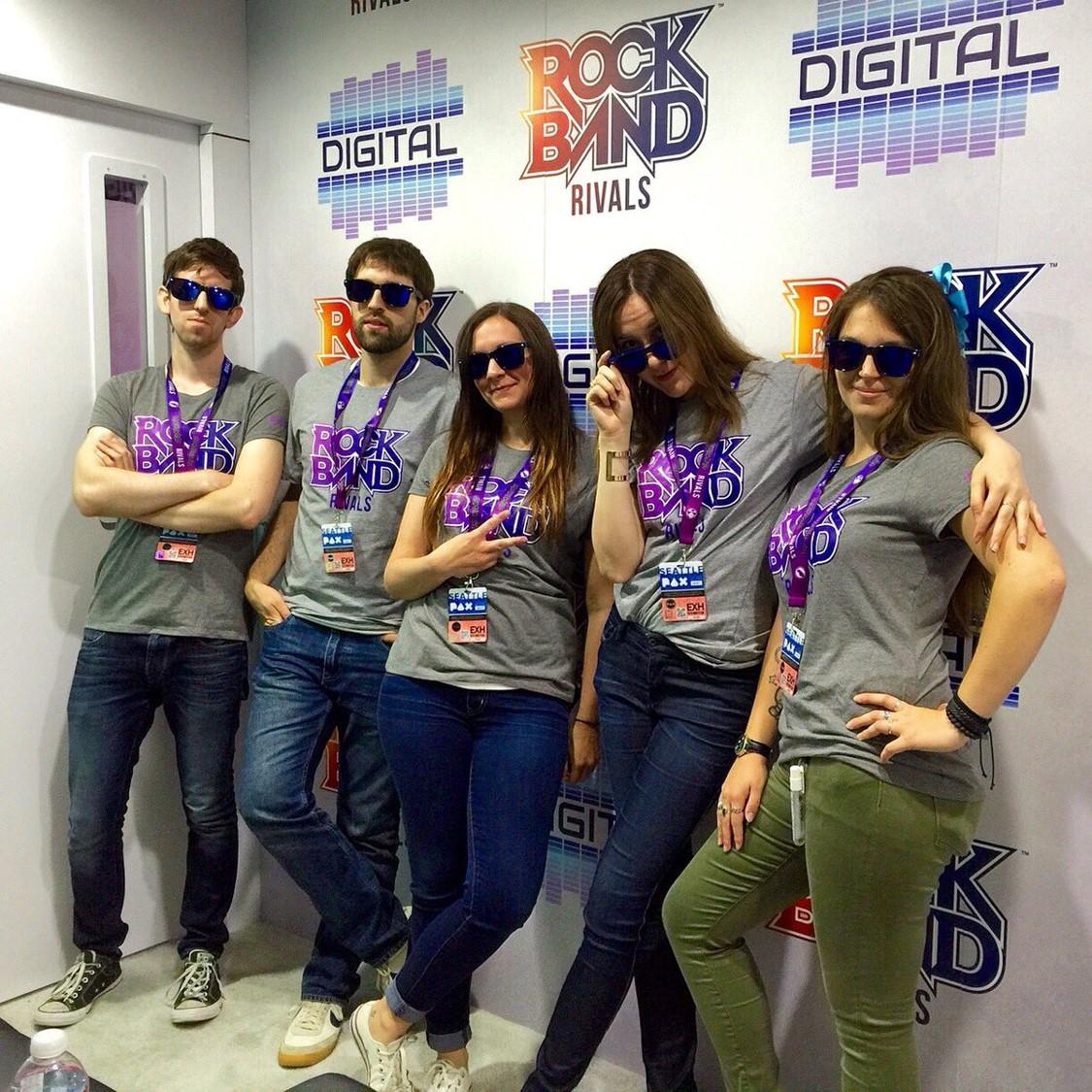Team Digital Represent