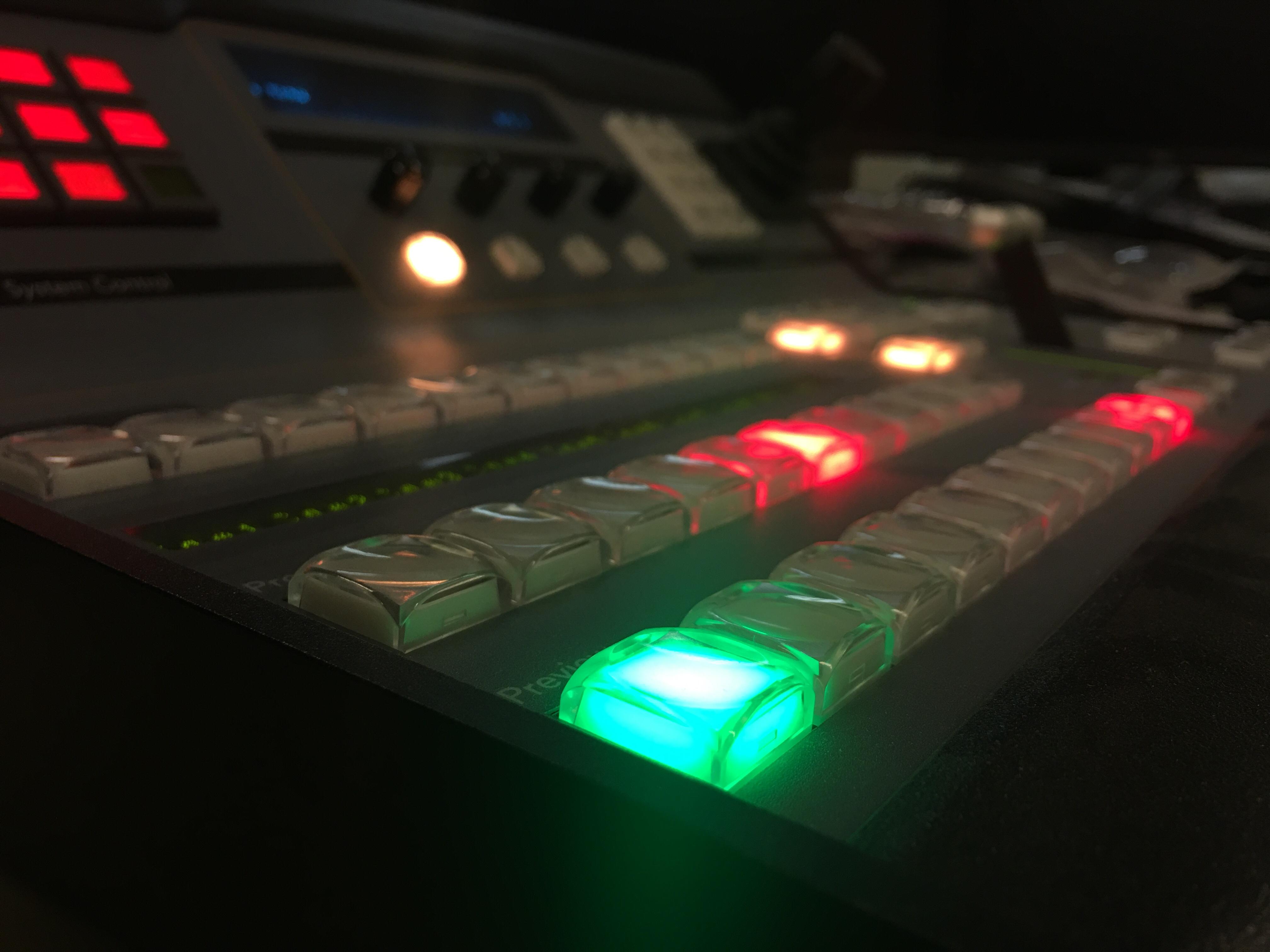 HMX Twitch Studio