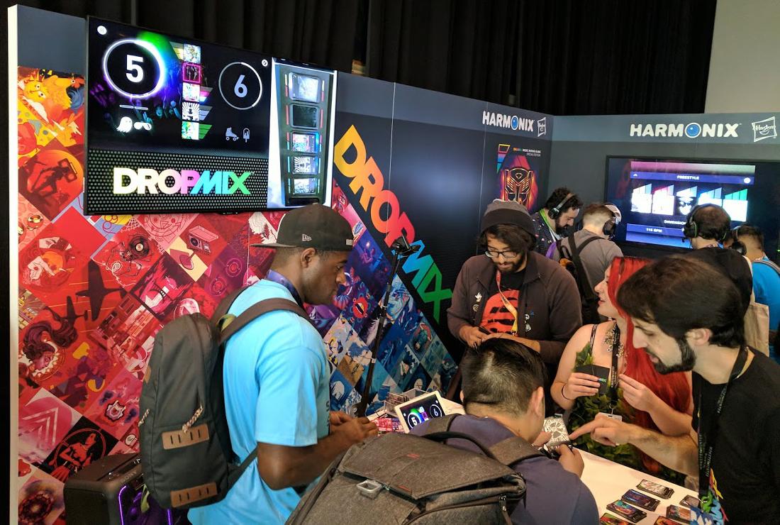 DropMix Clash Station