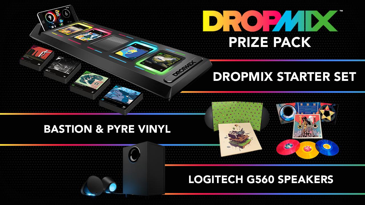 DropMix PAX East Giveaway