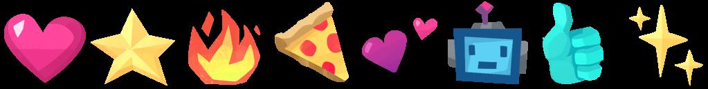 SingSpace Emojis