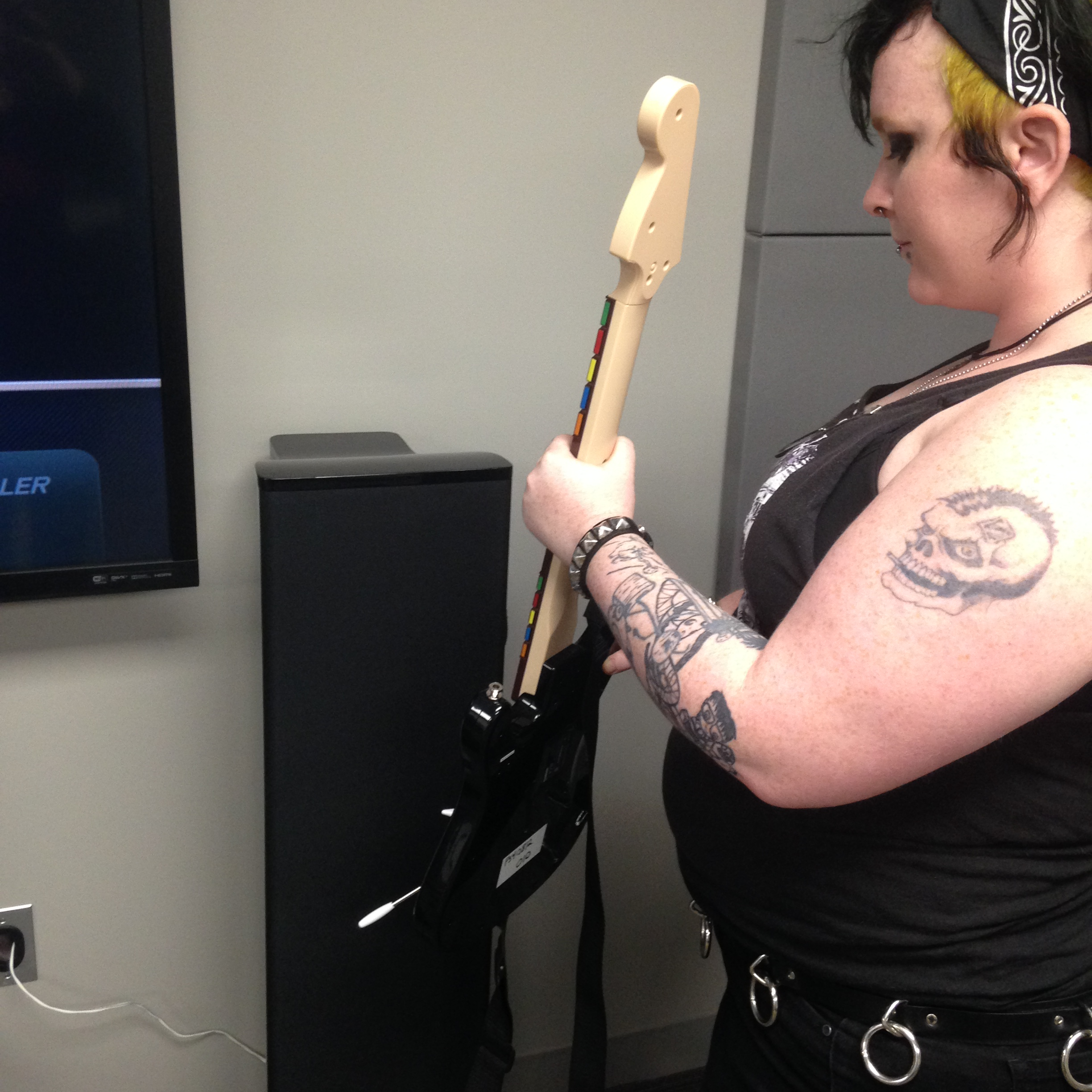 Harmonix Blog: Rock Band 4: Calibration How To
