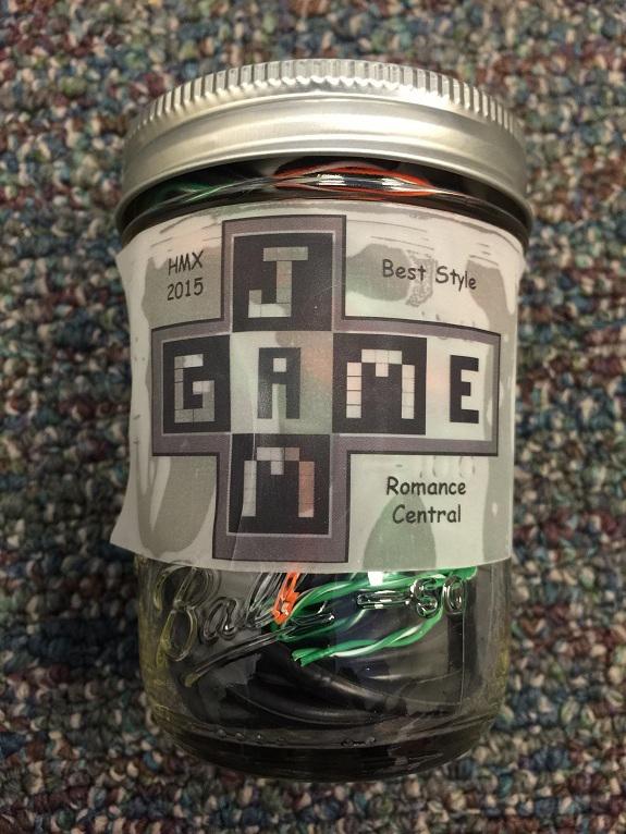 Game Jam Award