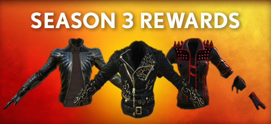 Season 3 Jackets